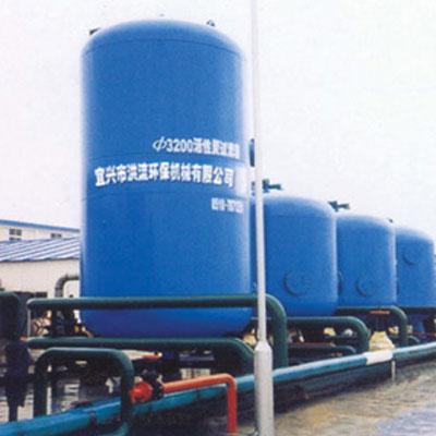 GHTA 型活性炭过滤器
