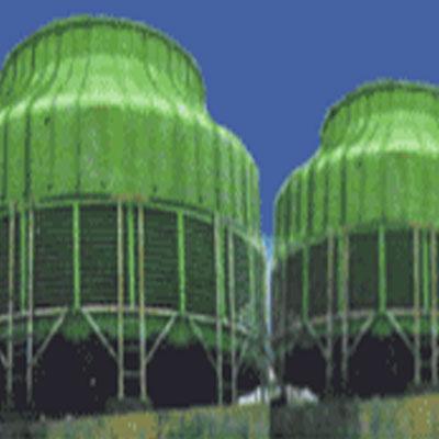 标准型钢结构逆流圆塔