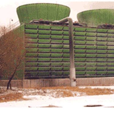 工业型组合砼结构横流方塔
