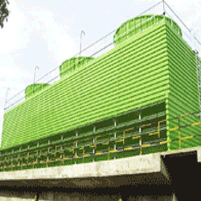 工业型组合钢结构逆流浊水方塔