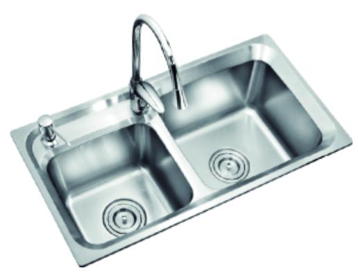 59-02875 不锈钢水槽(304)