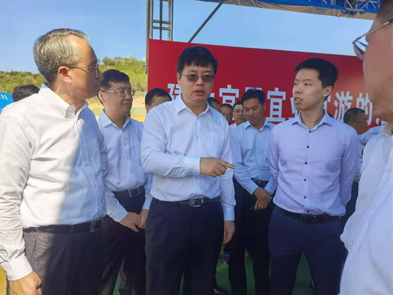 泛亚快报:泛亚揭阳项目获得省领导...