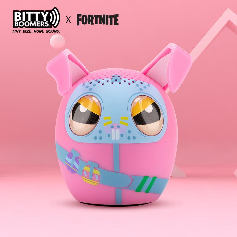 BittyBoomers堡垒之夜Fortnite兔子掠夺者蓝牙迷你小音箱音响礼物