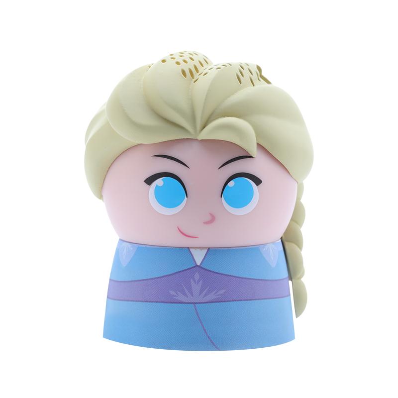 迪士尼bittyboomers蓝牙音箱冰雪奇缘爱莎公主手办玩偶生日礼物