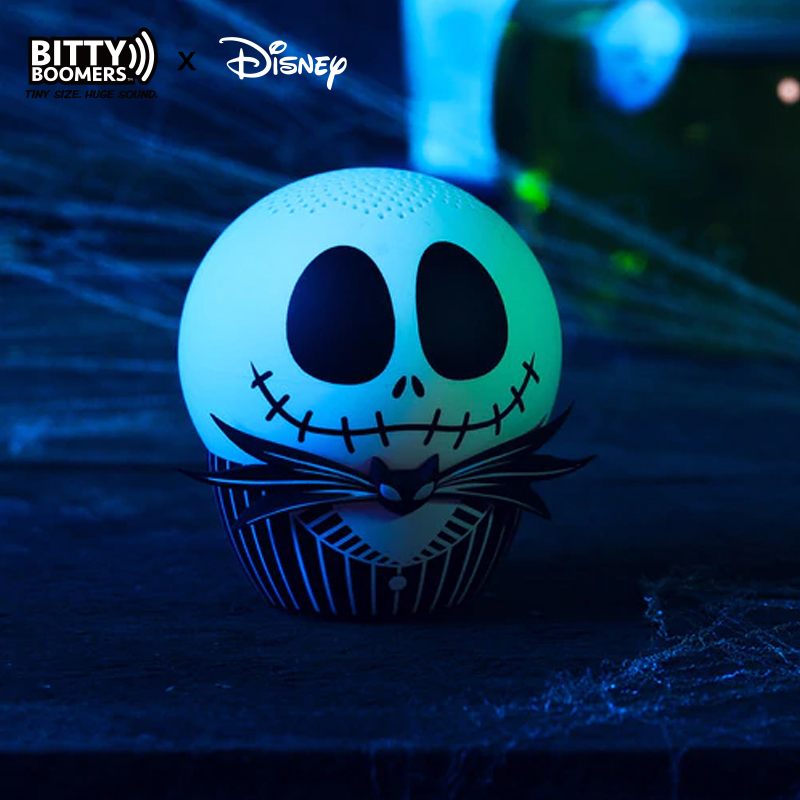bittyboomers蓝牙音箱迪士尼美国迷你音响南瓜王子杰克送礼品礼物