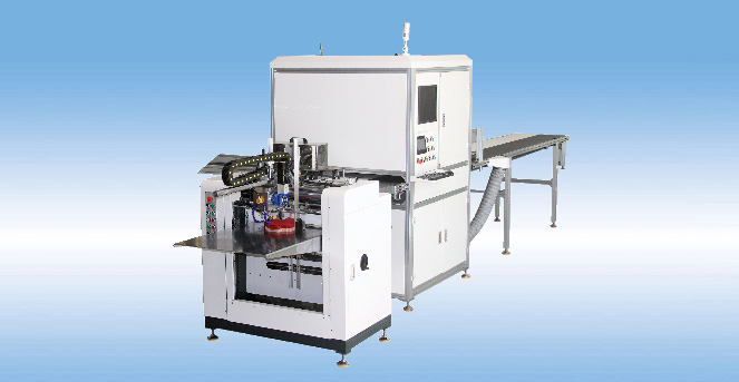 Accurate Positioning Gluing Machine