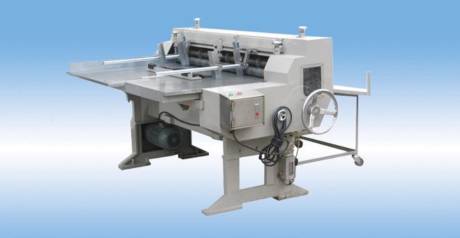 Paper Board Slitting Machine