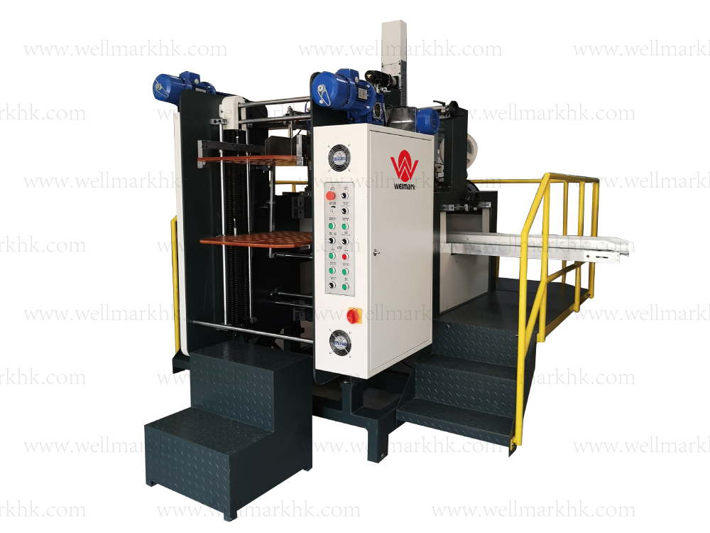 Automatic Rigid Box Corner Pasting Machine