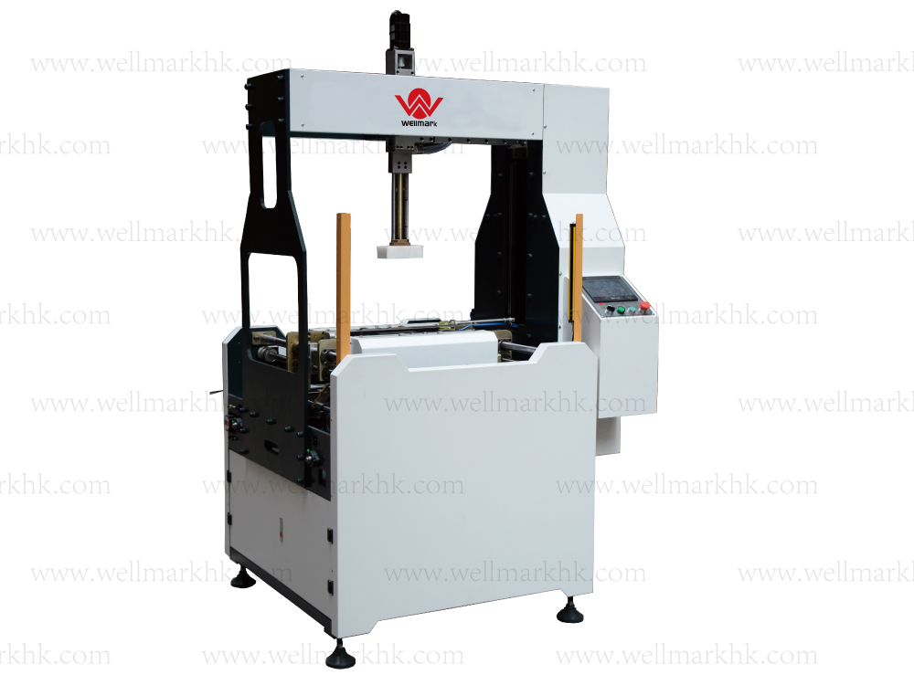Automatic Rigid Box Forming Machine