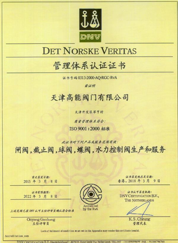 ISO9000中文版
