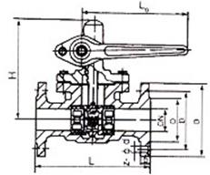 排污阀 PZ44H