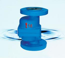 立式自由浮球疏水阀( L型)