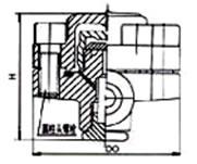 蒸汽保温型疏水阀 CSHR65A