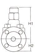双金属片式疏水阀 CS17H