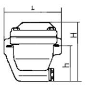 自由半浮球式疏水阀 CS15H