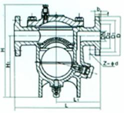 自由浮球式蒸汽疏水阀 CS41H