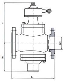 自力式平衡阀 ZL47F