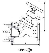 数字锁定平衡阀 SP45、SPl5