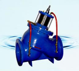 活塞式多功能水泵控制阀 BYDS101/201X