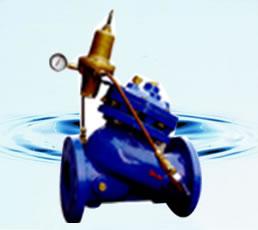隔膜式可调减压阀 YX741X