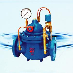 水力电动控制阀 600X