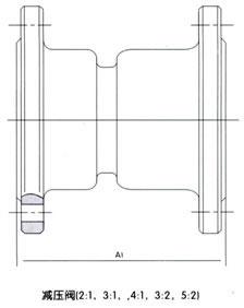 固定比例式减压阀 Y41X/W