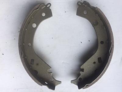 K2358 TOYOTA COROLLA PROBOX SEMI METAL BRAKE SHOES
