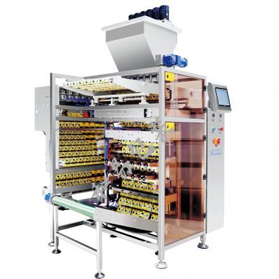 HY-F1080多列四边封粉剂包装机