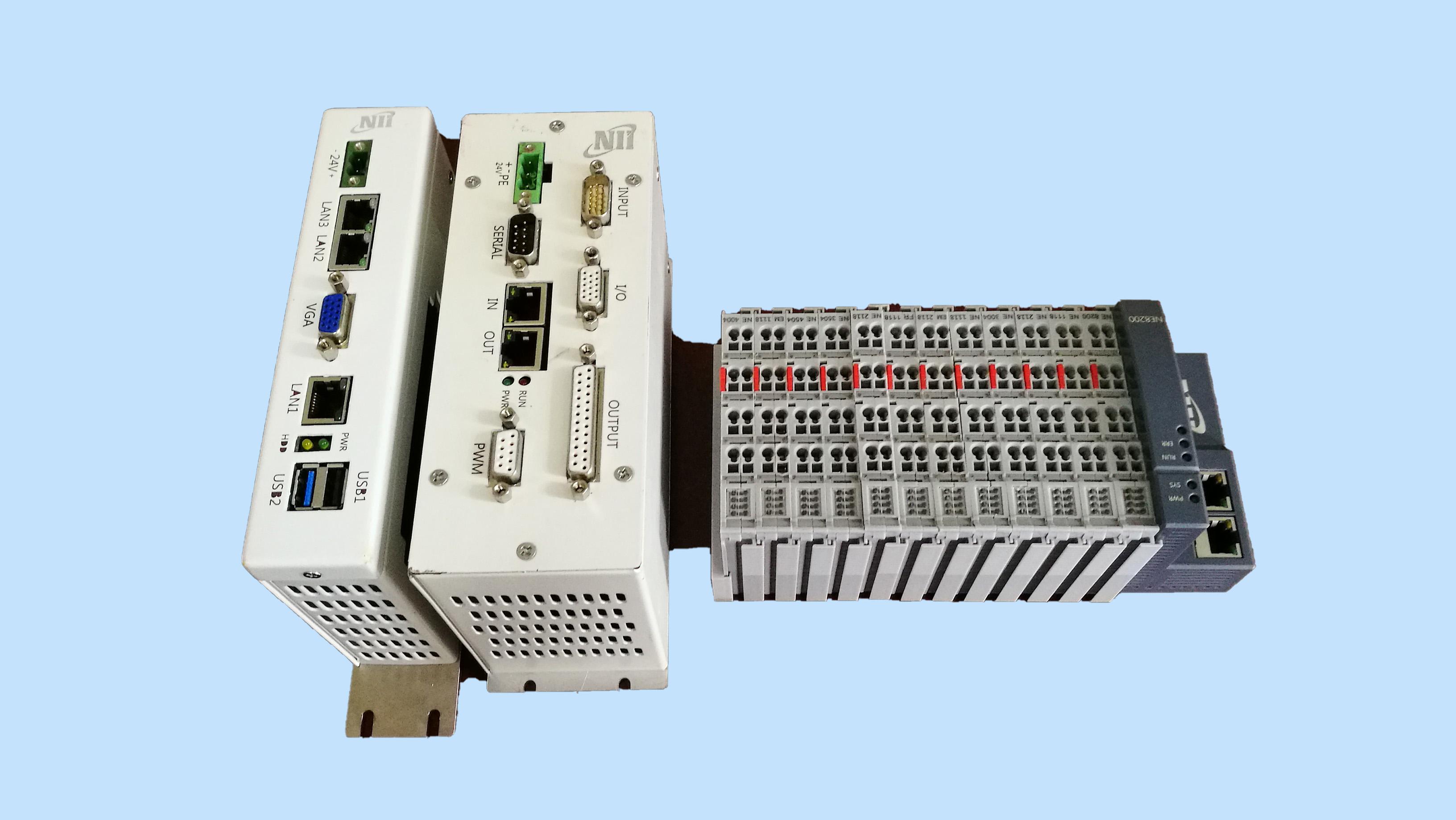 NII-128 通用控制器(1~128轴)