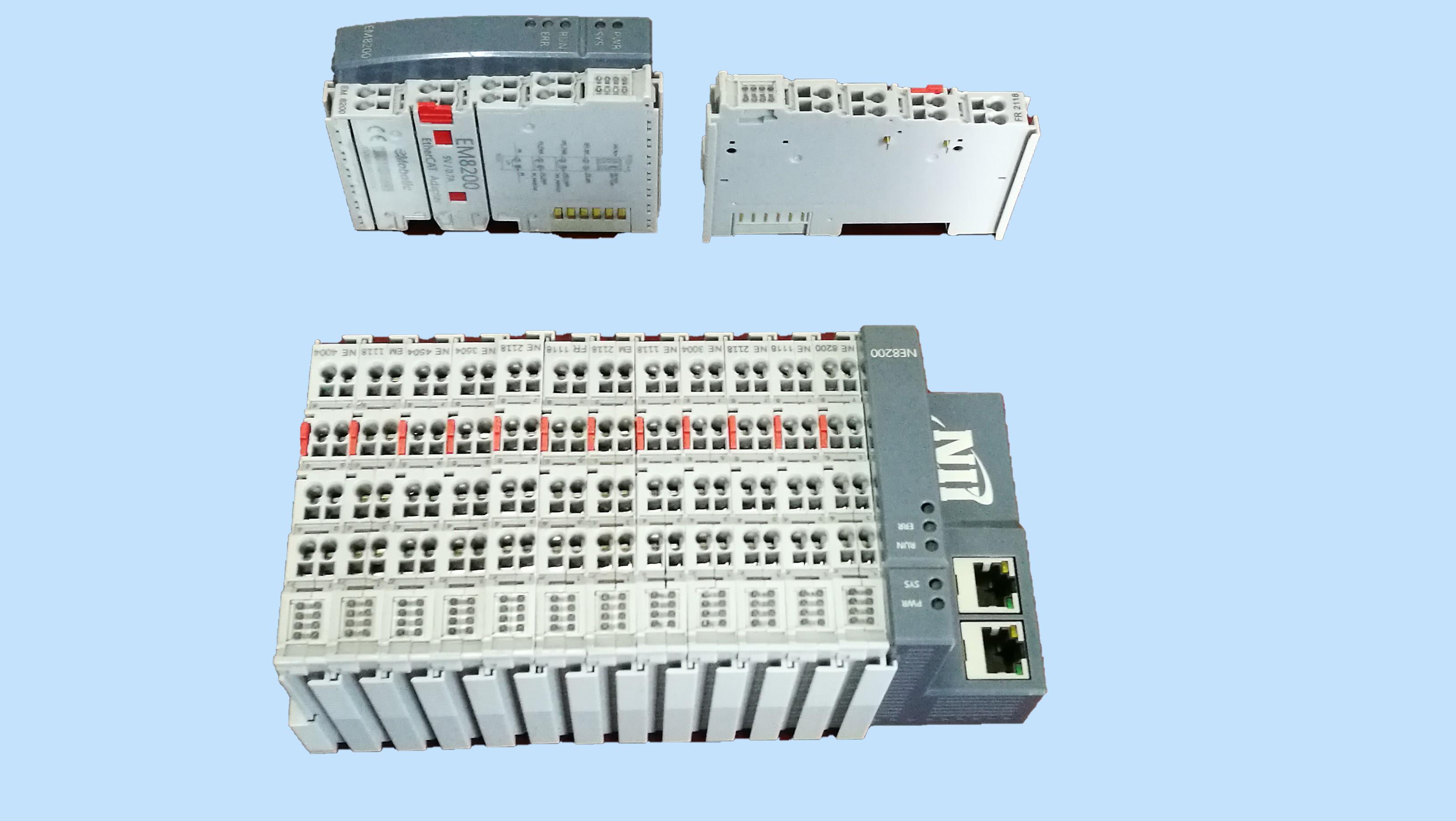 NII-智能 EtherCAT I/O 模組