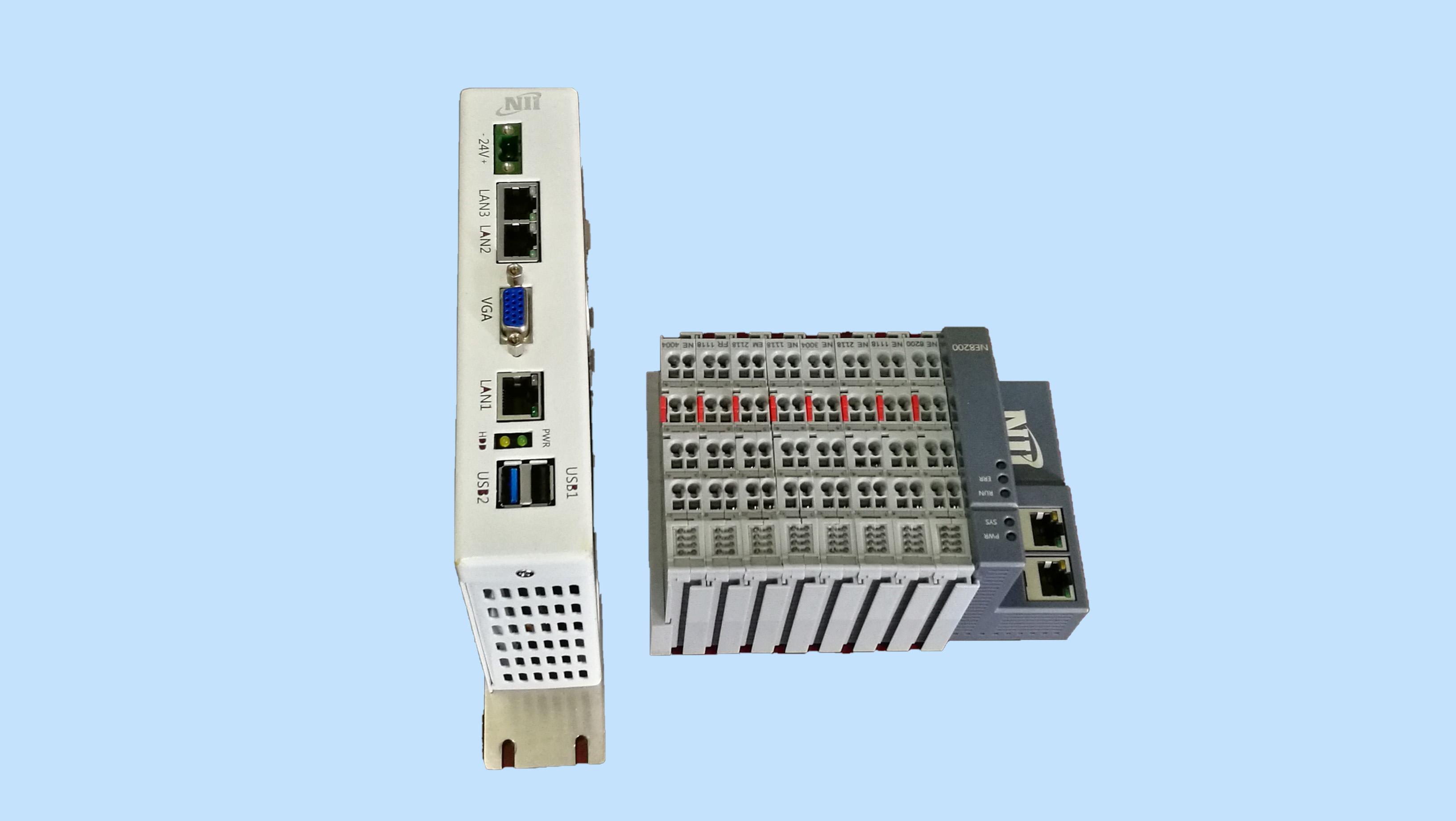 NII-600 協作機器人控制系統