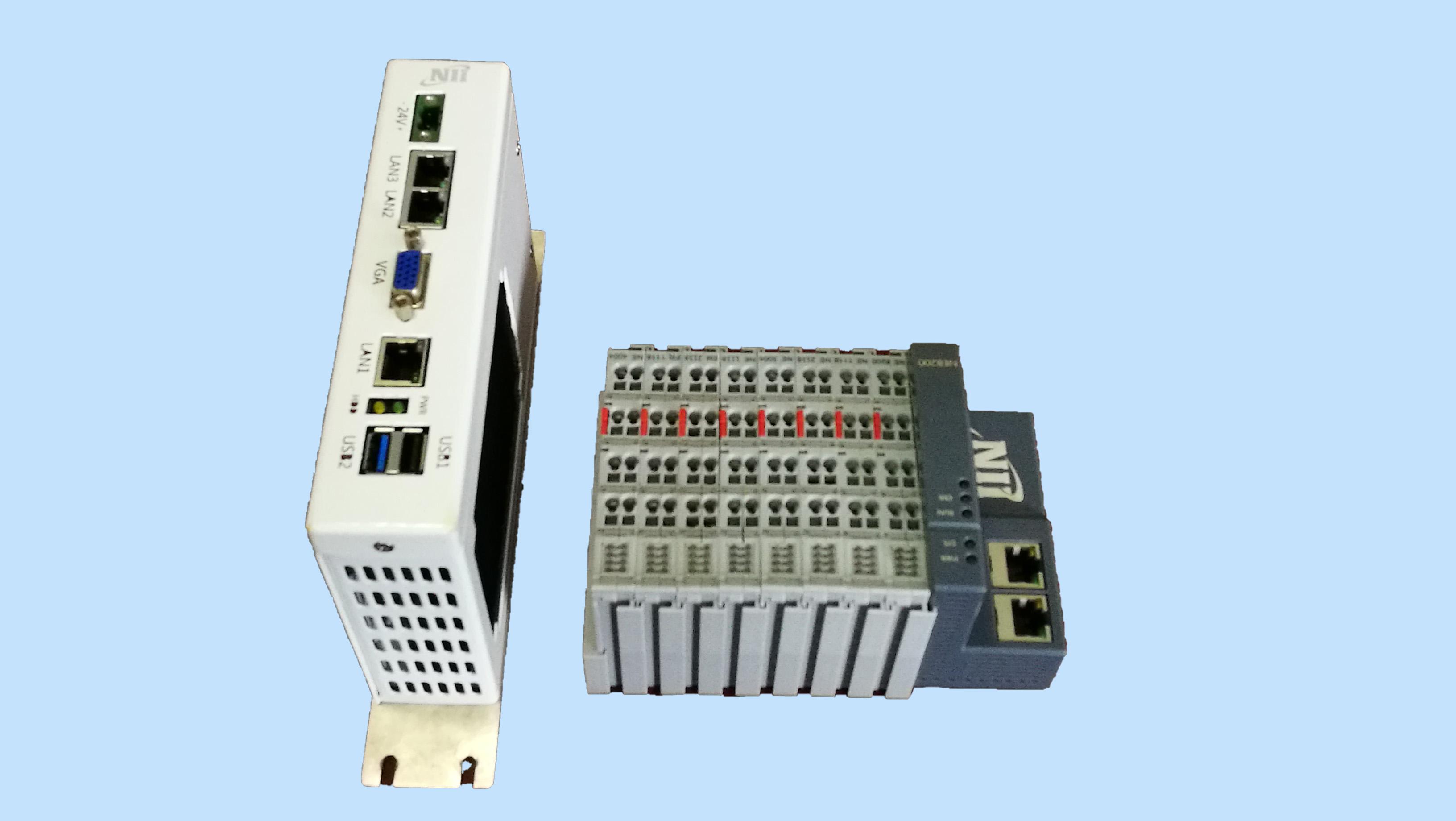 NII-5000 高速冲床数控系统(5轴)