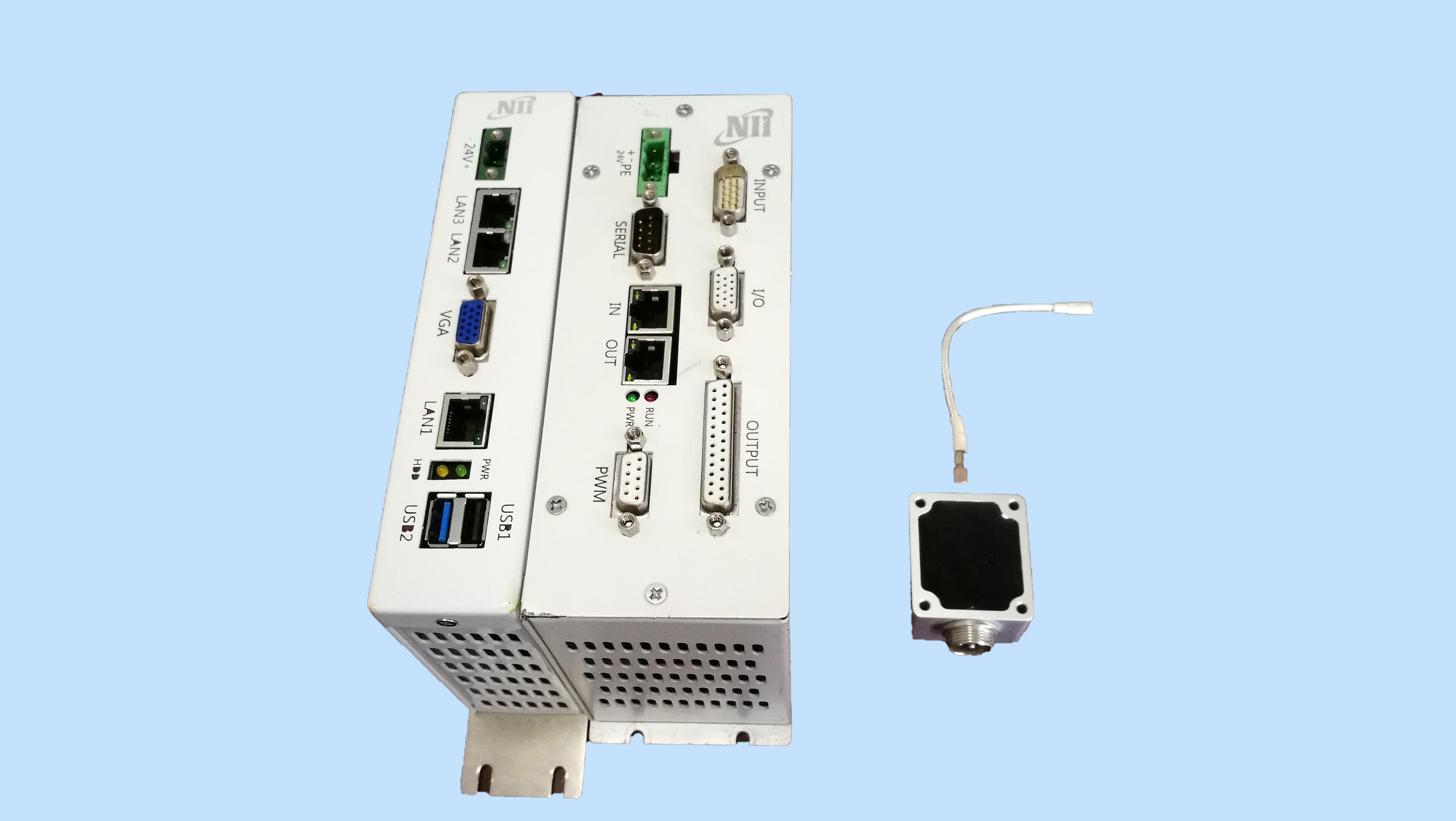 NII-8000 金属切割机高速高精度数控系统