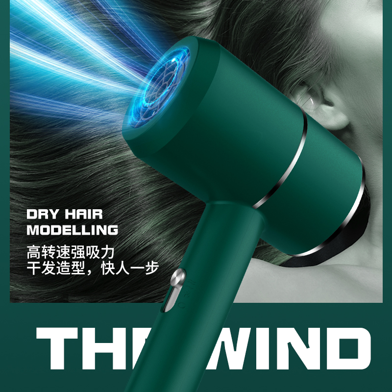 Professional home Beauty 750W AC Motor Hair Dryer