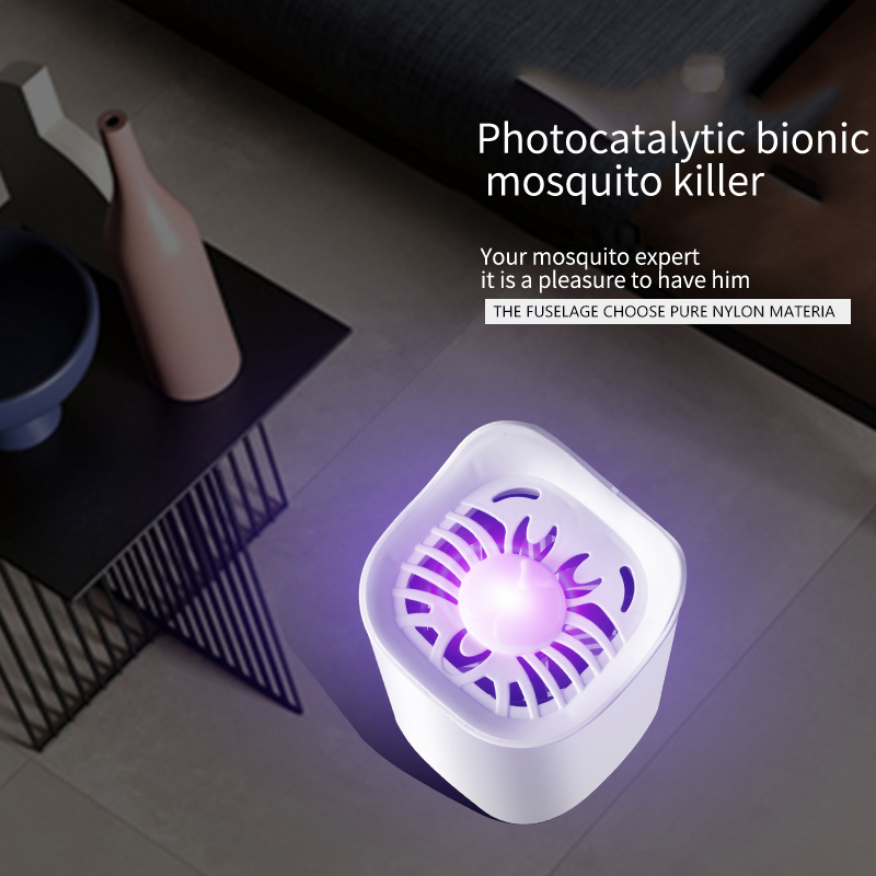 Mosquito Killer Bug Zapper with UV Light, Electronic Fly Trap Insect Killer for Indoor and Outdoor