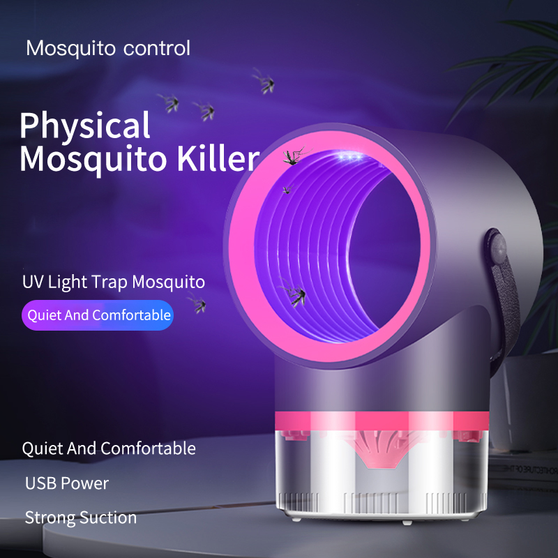 Fly Trap Fruit Fly Trap Mosquito Trap Gnat Trap Mosquito Killer Indoor Bug Zapper