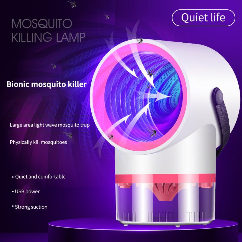 Mosquito Killer Mosquito Trap Gnat Trap  Indoor Bug Zapper
