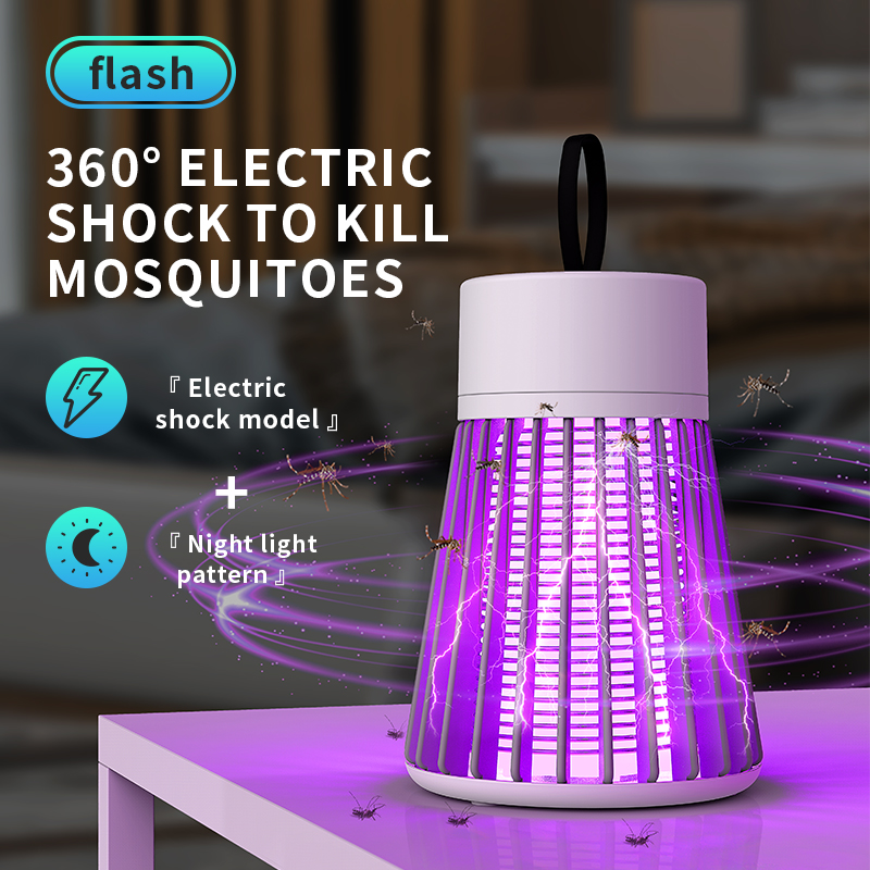 Outdoor Electric, Fly Zapper Mosquito Zapper Electronic Insect Killer
