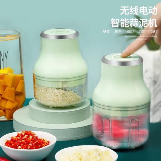 Onion Pepper Vegetables Meat Pumpkin Garlic Baby Food Process Blender and Grinder Vegetable Masher