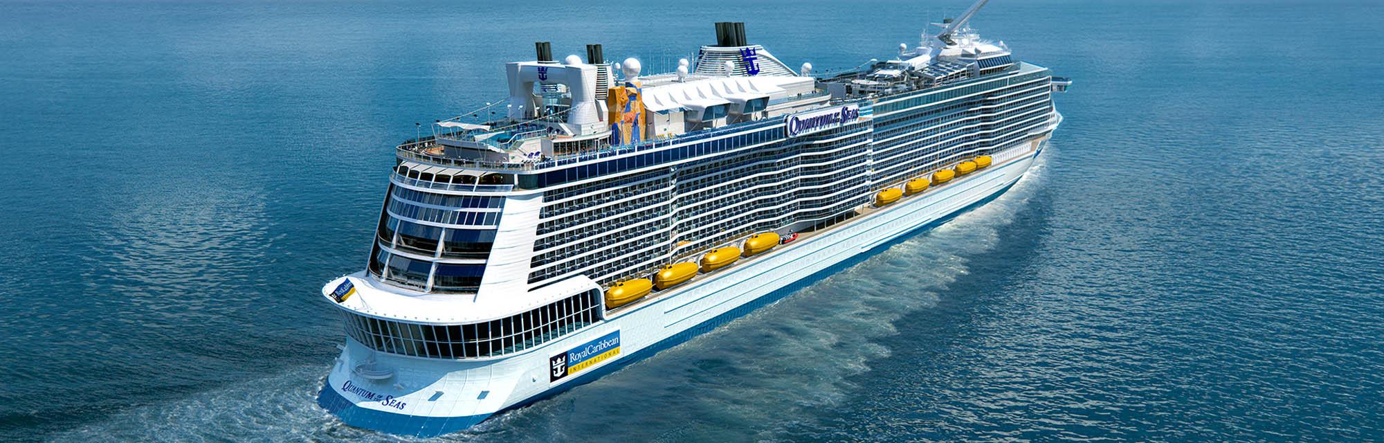 皇家加勒比海洋量子号国际游轮