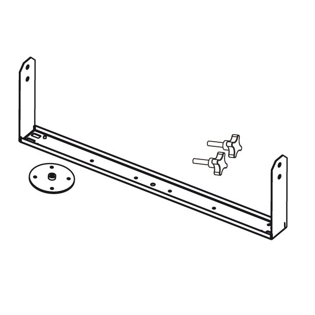 ESD36 Horizontal Bracket