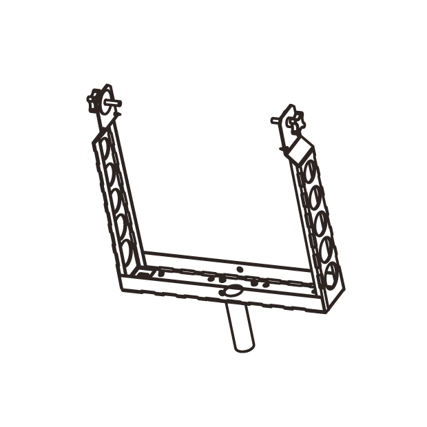 Vertical Bracket for ES1.0, ES