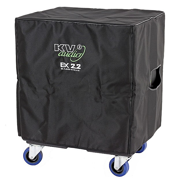 Heavy duty cover for EX2.2 wit