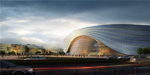 建筑设计研究院再获国内重大工...