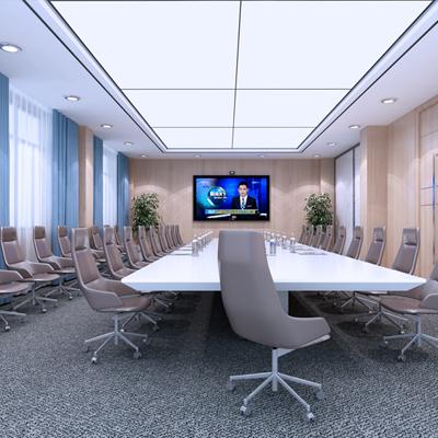 综治中心视频会议室