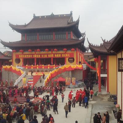 无锡杨市梵寿寺