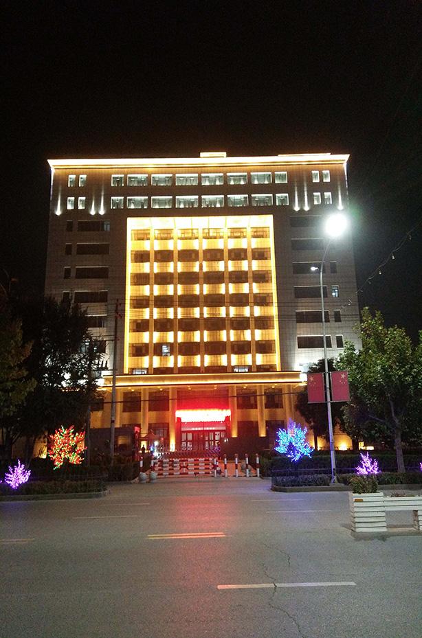 Aksu municipal government