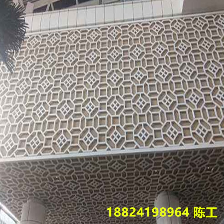 广东汕尾仿木铝单板厂家