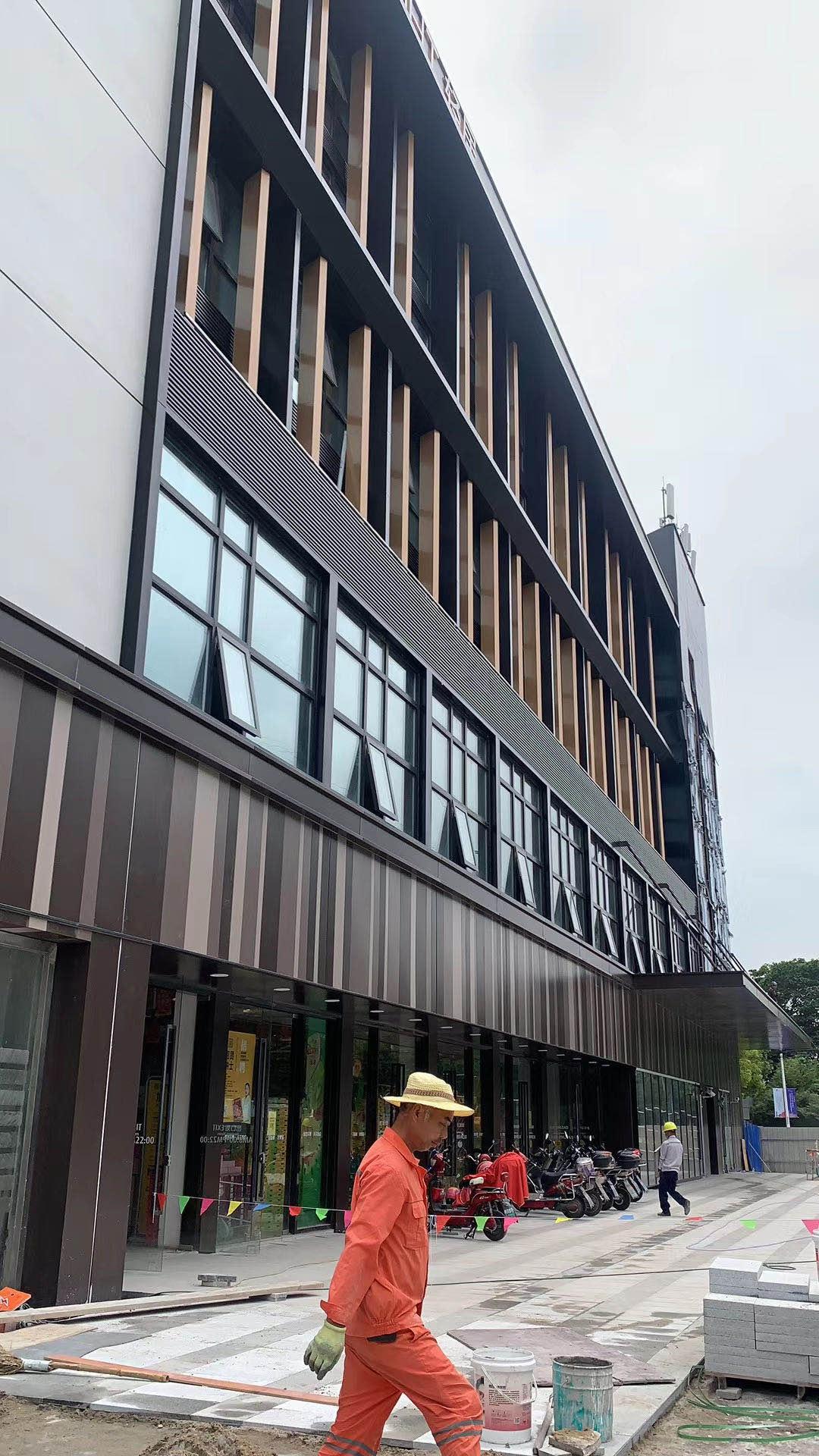 广东幕墙铝单板生产十大厂家有什么?