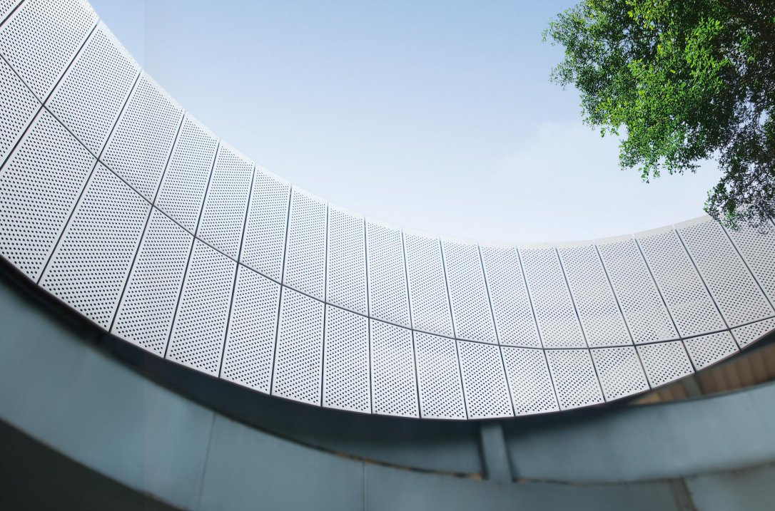 佛山雕花铝单板铝幕墙生产厂家